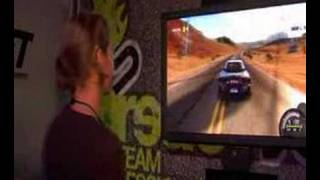 Need for Speed Pro Street Gameplay E3 2007