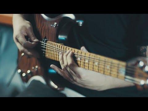 "Oceans Ate Alaska - ""Covert"" Guitar Playthrough"