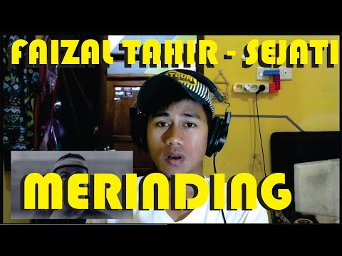 Faizal tahir #Sejati -INDONESIA REACT TO MALAY SONG #11