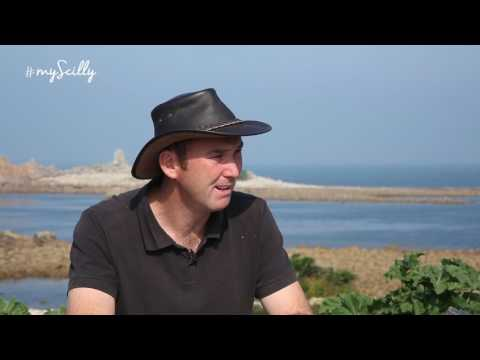 Meet Sam Hicks from Troytown Farm on St. Agnes, Isles of Scilly