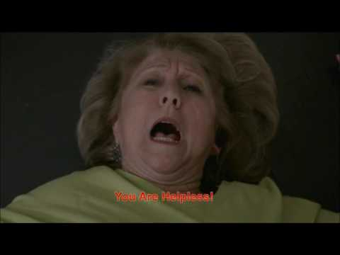 Terrible acting in Life Alert commercial