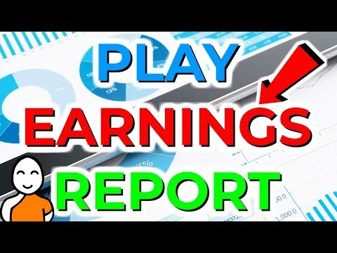 📈 How To Profit From Stock Market Earnings Reports ❗ When To