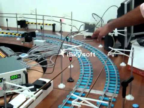 Rail Signalling Working Model - IV