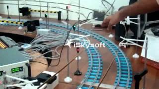 Rail Signalling Working Model - IV