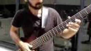 Amazing Bass Guitar Player! Gustavo Dal Farra thumbnail