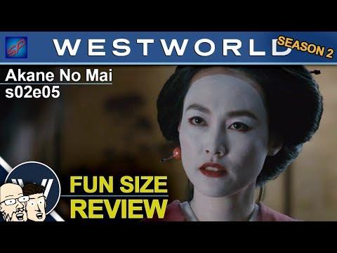Westworld s02e05 - Quick Review: