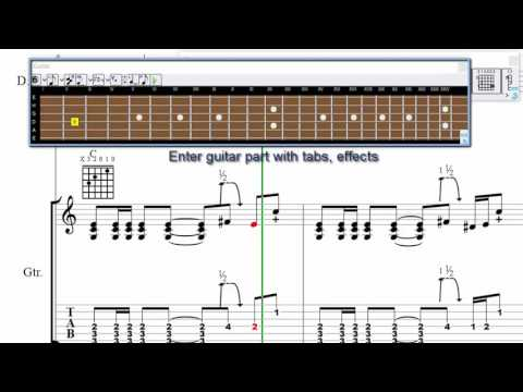What makes MagicScore Maestro 8 an excellent music notation software
