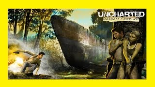 Uncharted 1:drake's fortune. Le Film Complet En Français (Filmgame)