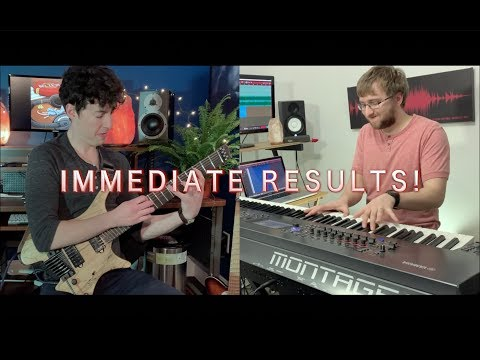 """Arch Echo // """"Immediate Results!"""" // Guitar and Keyboard Playthrough"""