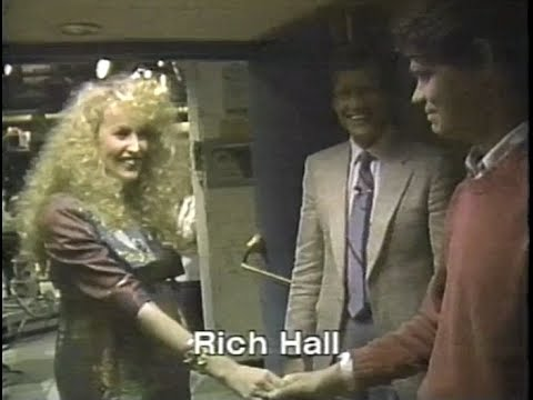 The Halls on Late Night, June 10, 1985