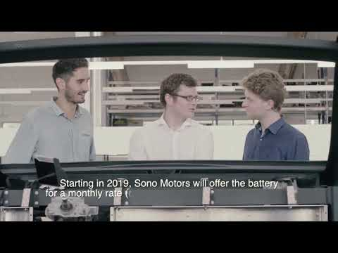 The First Solar Car – Sono Motors Sion 2019 Tesla killer    YouTube