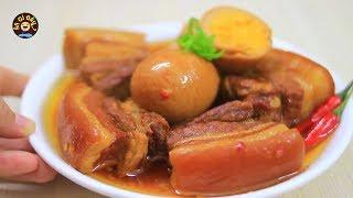 Nấu Nồi Thịt Kho Trứng Vịt Thật Ngon Ăn Tết