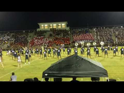 "Darlington Falcons winning performance at the ""Battle of the Bands""/Dillon SC"