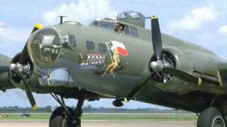 BOEING B17 FLYING FORTRESS (WWII AIRPLANES)