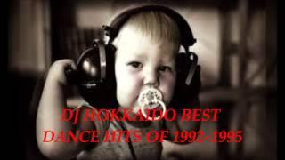 Dance'90-The best dance songs of 1992-1995-DJ Hokkaido mix
