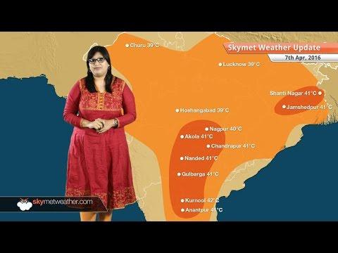 Weather Forecast for April 7: Rain in Northeast India, heatwave over Bihar, Uttar Pradesh