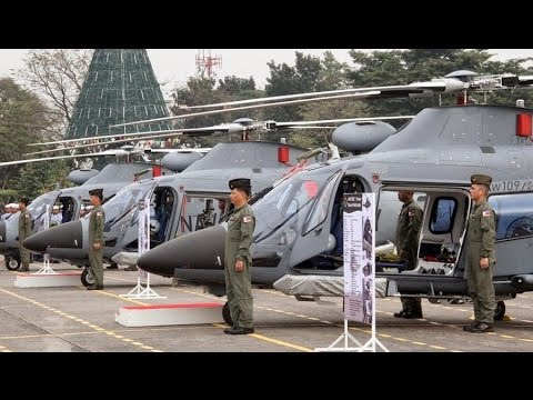 Philippines takes delivery of AW109 helicopters for navy