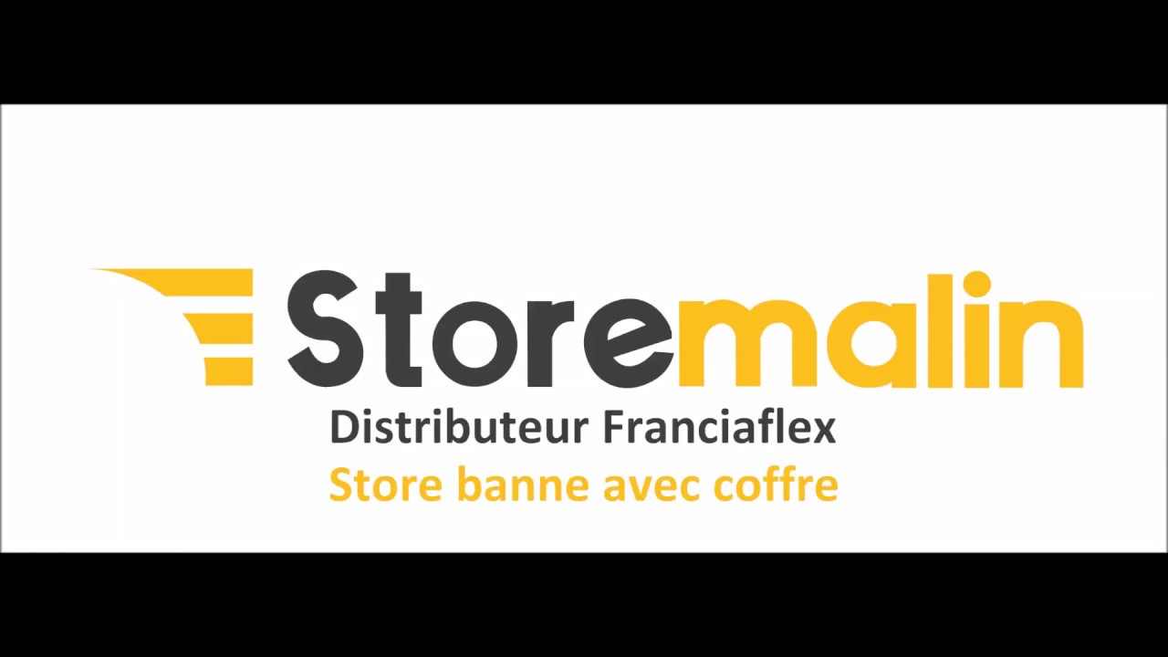 Reglage Bras Store Banne Somfy Store Banne Avec Coffre Cheverny
