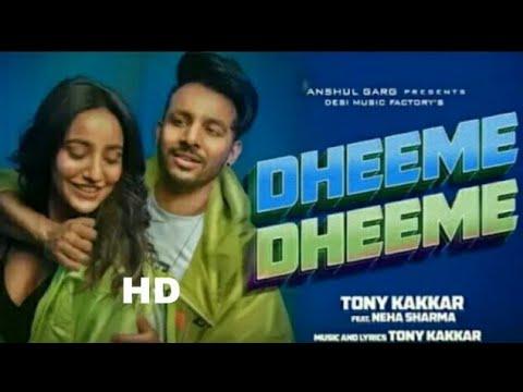 Dheeme Dheeme New Whatsapp Status Video/  Tony Kakkar Neha Sharma
