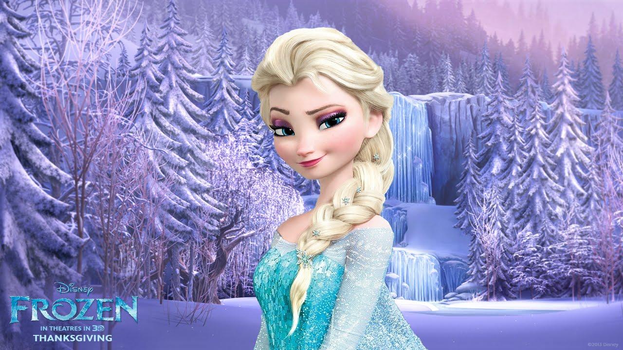Desenho Disney Frozen Completo Portugues 2016 Princesa Elsa Frozen