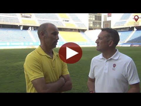 Objetivo Cádiz CF: Antonio Calderón