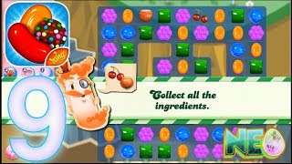 Candy Crush Saga: Gameplay Walkthrough Part 9 - LEVEL 33 COMPLETED (iOS, Android)