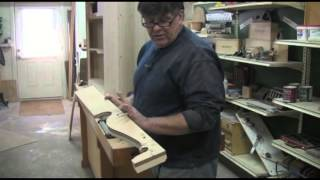 Part 18: Corner Cabinet Series From Mastering Woodworking With Charles Neil
