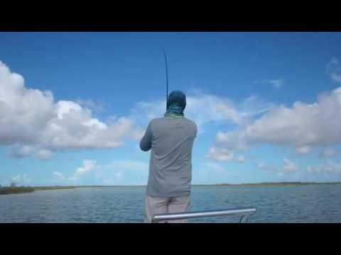 Bonefishing in South Andros Bahamas