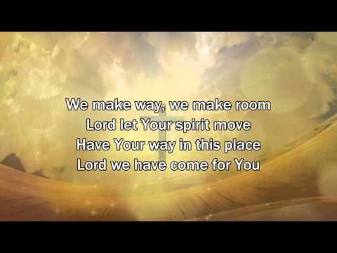 I Came For You - Planetshakers (Worship Song with Lyrics)