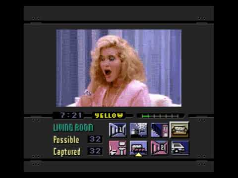 Night Trap - Sega Mega CD / Sega CD playthrough