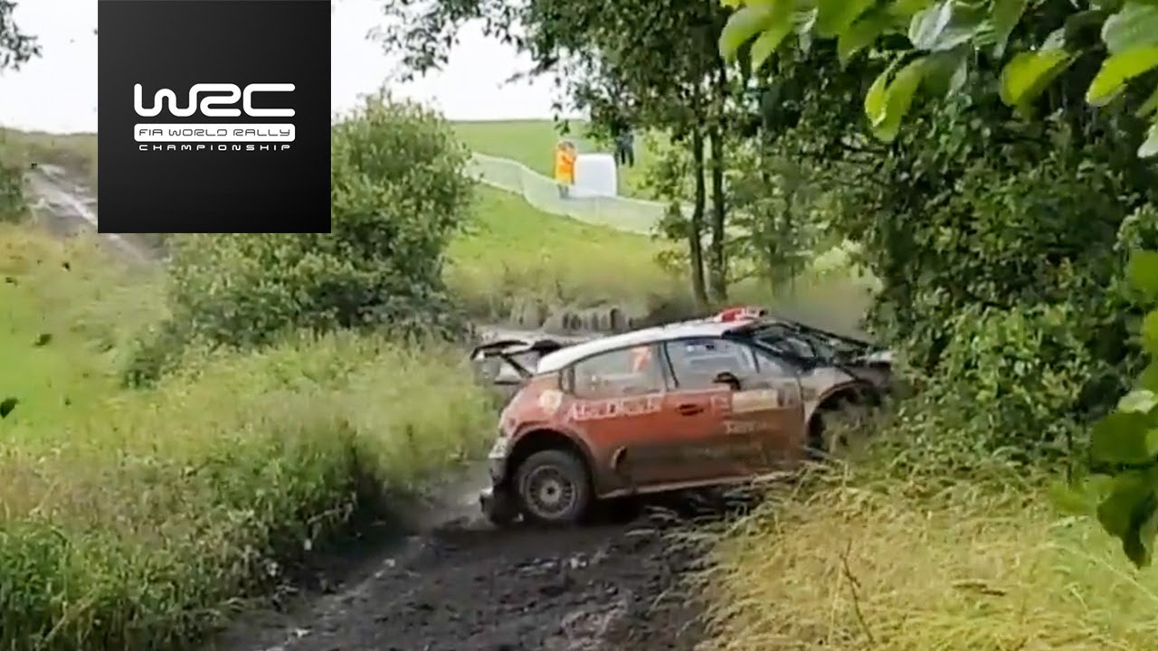 ORLEN 74th Rally Poland 2017: Highlights Stages 6-9