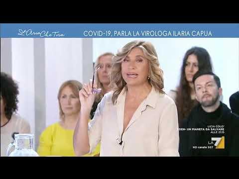 Coronavirus, Ilaria Capua: 'Più che una Sars, dove la S sta per 'severe', si tratta di una ...