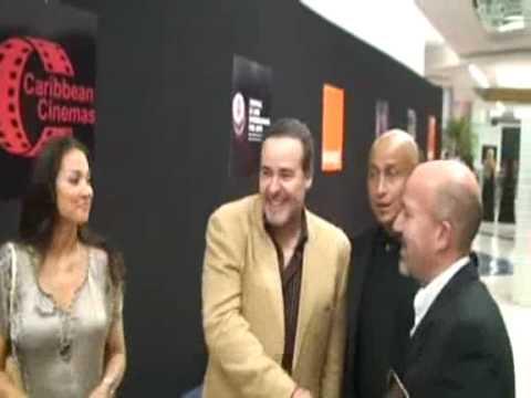 Cesar Evora en Trópico de sangre