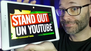 How To Stand Out On YouTube | Long Video But Worth It!
