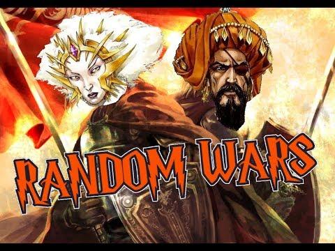 Герои 5 - Random Wars по мужицки
