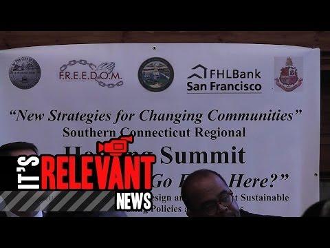 Congressman, Faith Based Leaders & Community Organization Talk Housing