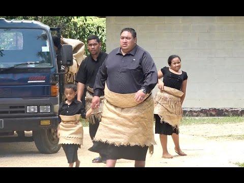 Feitu'ui - His Serene Highness Prince Kalaniuvalu Fotofili - Royal Presentation - Mahinafekite