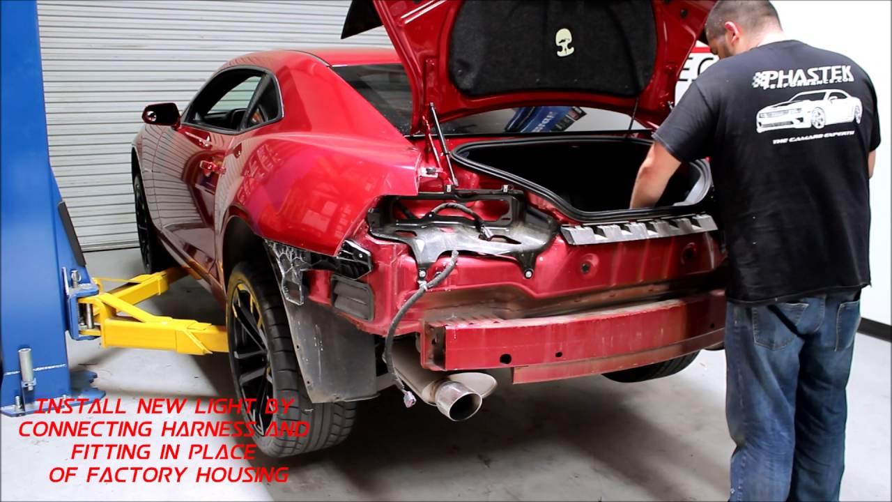 2010 camaro taillight wiring diagram [ 1280 x 720 Pixel ]