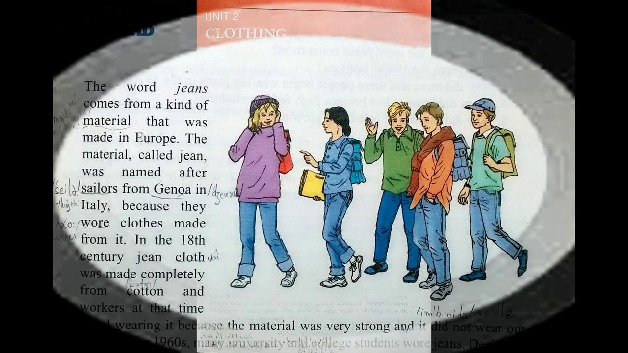 Nghe Tiếng Anh Lớp 9 Unit 2 Full Trọn Bài