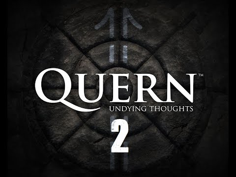 Quern - Undying Thoughts Walkthrough | Part 2: Blocks & Crystals [PC]