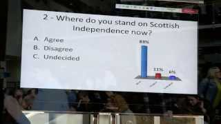 The result - Dundee and Angus College debate.