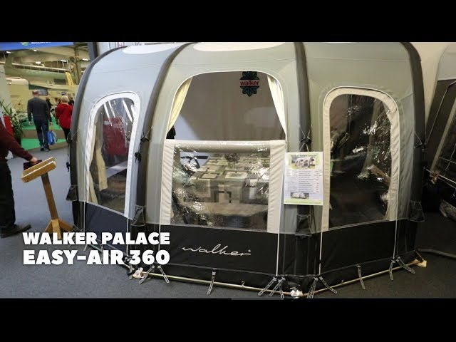 Walker Palace Easy-Air 360 fra Sørens Camping