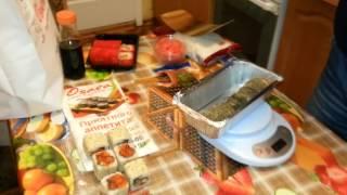 Обзор на доставку суши Осава