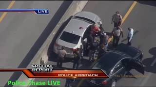 ★ Miami High Speed Chase On Northbound August   Car Chase in Miami