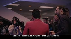 Aitheon takes over Miami Bitcoin Conference
