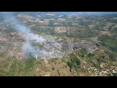 Incendio en Toreno (II)