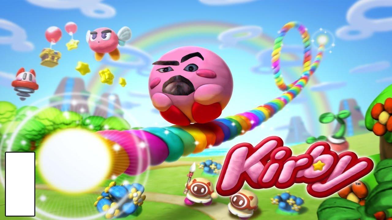 NUEVA SERIE Kirby Y El Pincel Arcoiris Capitulo 1 YouTube