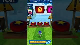 Sonic dash oyunu çizgi film videoları. || en yeni çizgi film videoları.