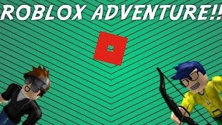 Roblox Adventure [Episode 1] - UNIVERSAL STUDIOS (Part 1)