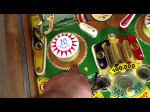 David's Seawolf pinball machine